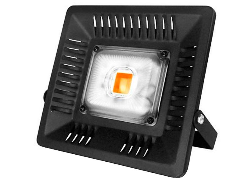 Светодиодный фитосветильник R-Led COB Полный спектр 50W