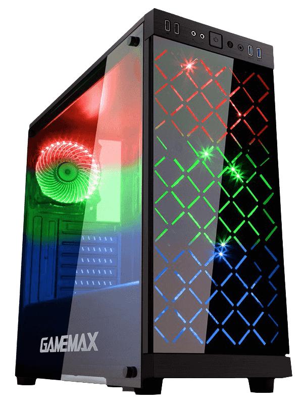 Корпус GameMax Polaris Black
