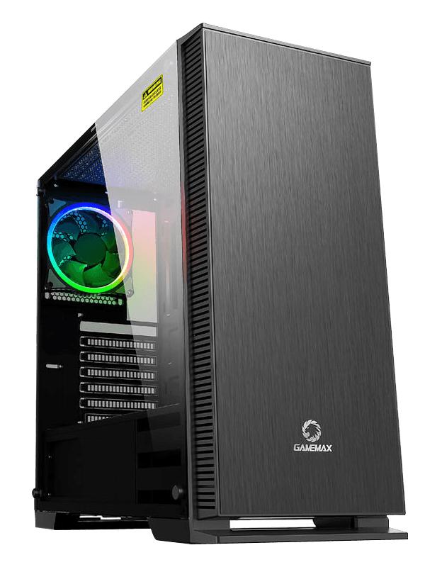 Корпус GameMax W901 Aurora Black