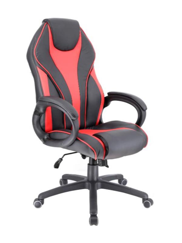 Компьютерное кресло Everprof Wing экокожа Red