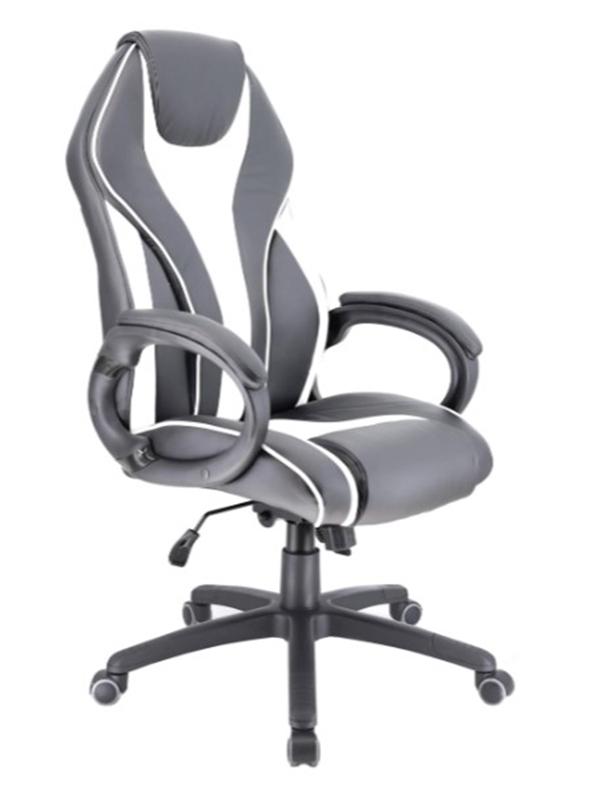 Компьютерное кресло Everprof Wing экокожа White