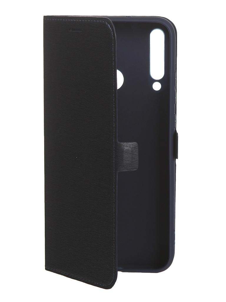Чехол Krutoff для Huawei P40 Lite E / Honor 9C Blue 10456