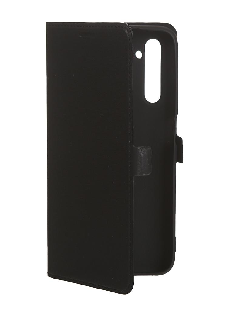 Чехол Krutoff для Realme 6 Black 10460