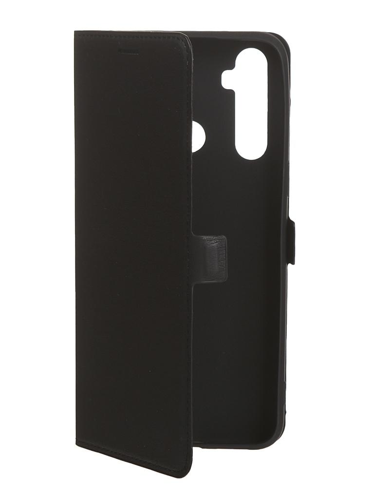 Чехол Krutoff для Realme 6i Black 10464