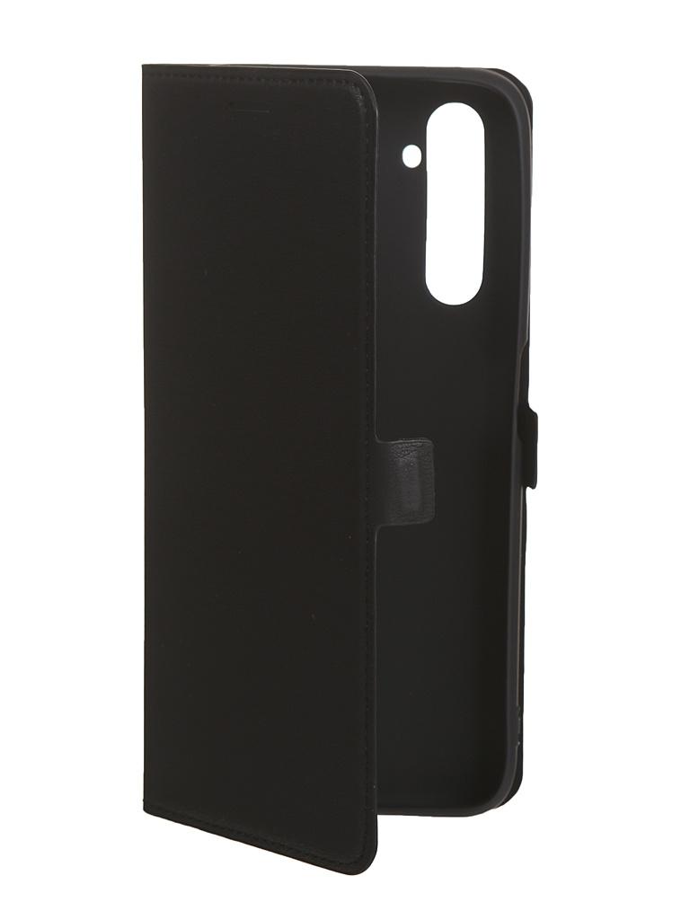 Чехол Krutoff для Realme 6 Pro Black 10461