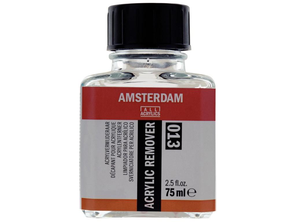 Раствор для очистки кистей от акрила Royal Talens Amsterdam 013 75ml 24283013