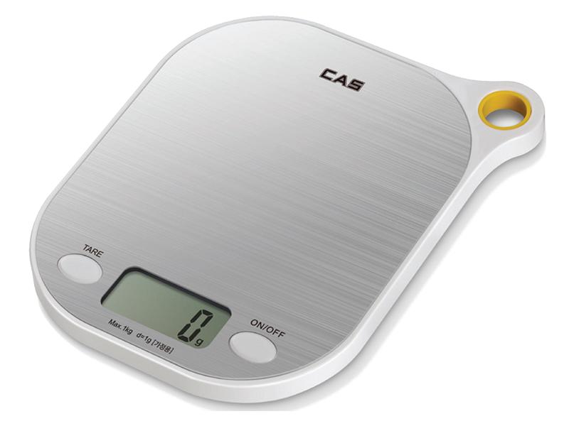 Весы Cas KE-7000 White