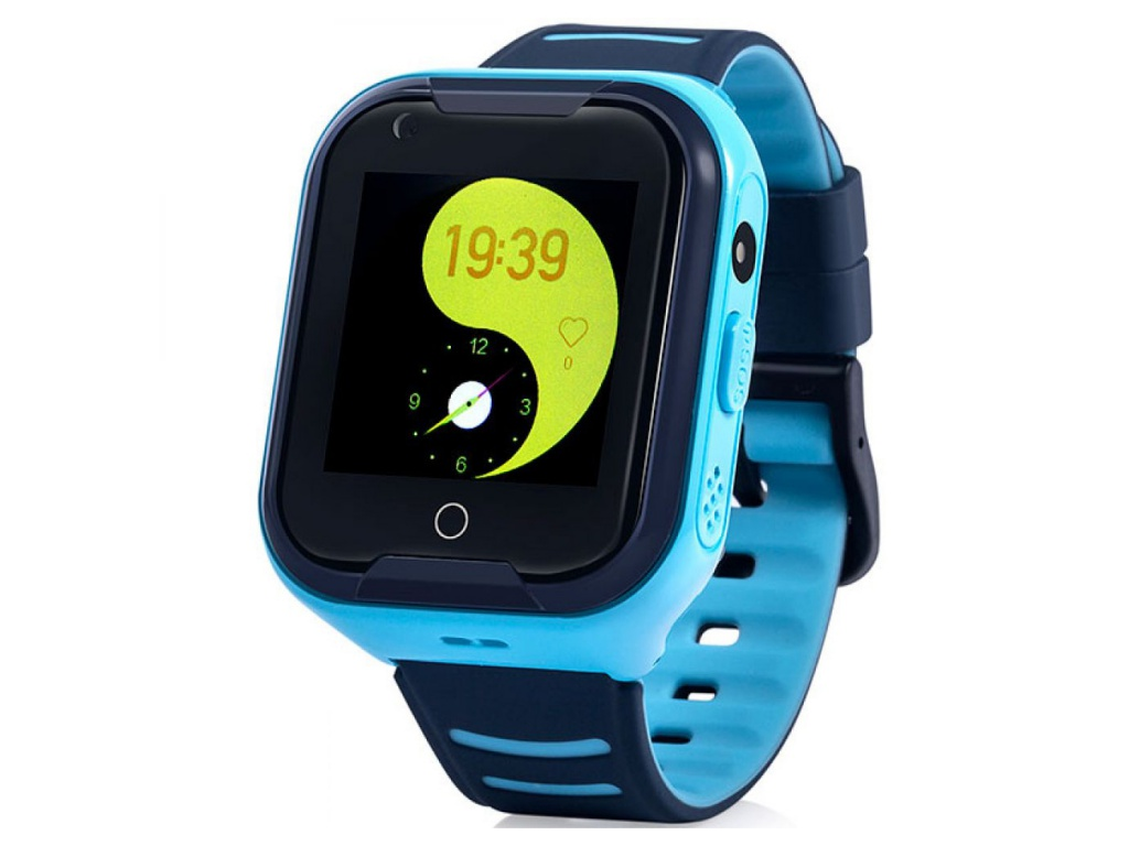 Smart Baby Watch Wonlex KT11 Blue