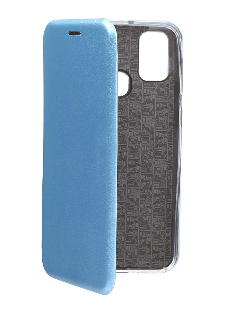 Чехол Red Line для Samsung Galaxy M21 Unit Blue УТ000021646