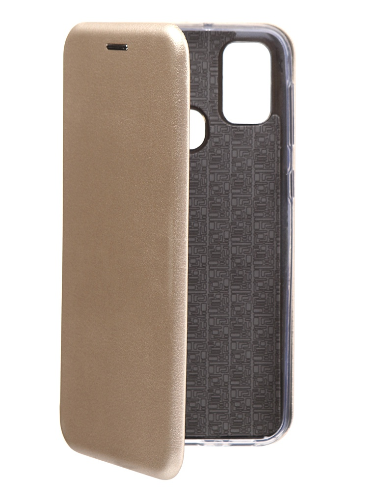 Чехол Red Line для Samsung Galaxy M21 Unit Gold УТ000021643
