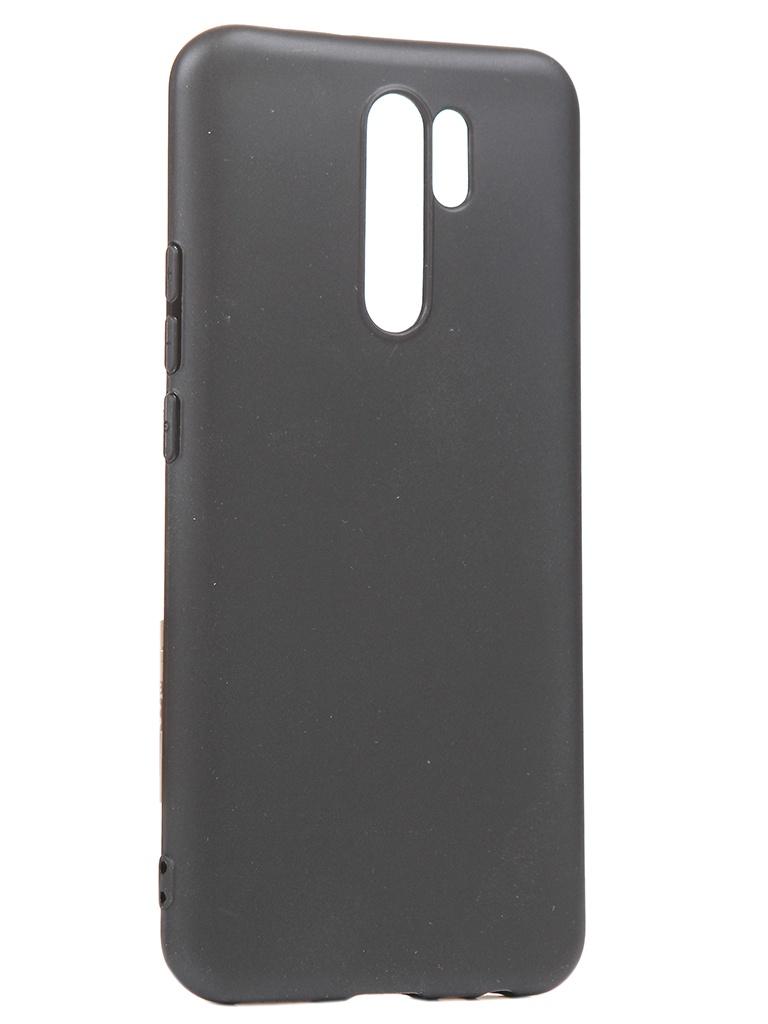 Защитный чехол Red Line для Xiaomi Redmi 9 Ultimate Black УТ000020543