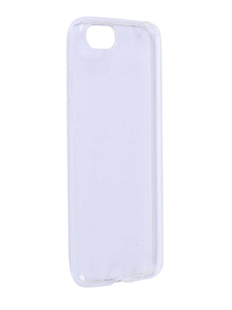 Чехол iBox для Huawei Honor 7A Prime Crystal Silicone Transparent УТ000021393