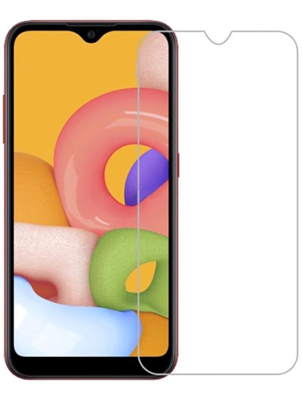 Защитная пленка Red Line для Samsung Galaxy A01 Glossy УТ000021715 аксессуар защитная пленка samsung galaxy a7 2017 5 7 red line матовая
