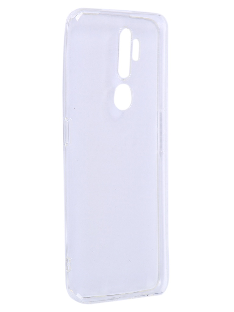 Чехол iBox для Oppo A92S Crystal Silicone Transparent УТ000021263