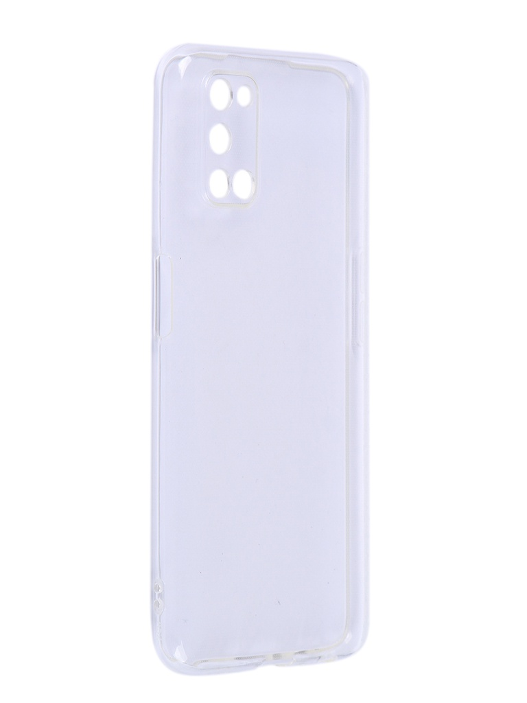 Чехол iBox для Oppo A9 2020 Crystal Silicone Transparent УТ000021264