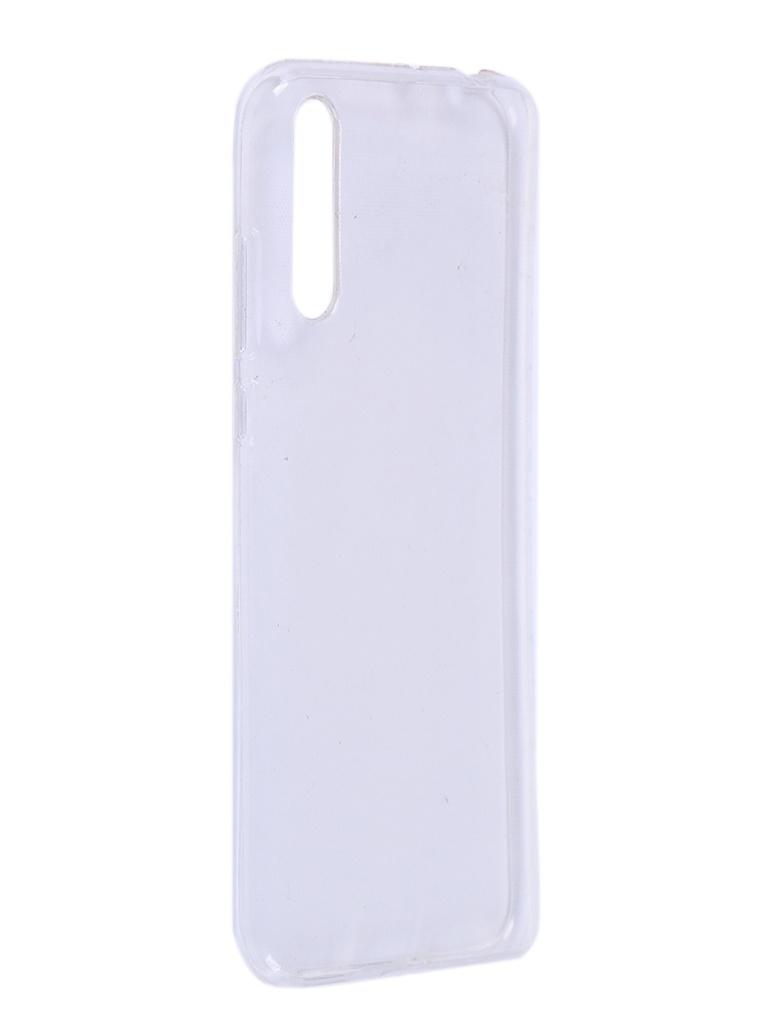 Чехол iBox для Oppo A52 Crystal Silicone Transparent УТ000021253