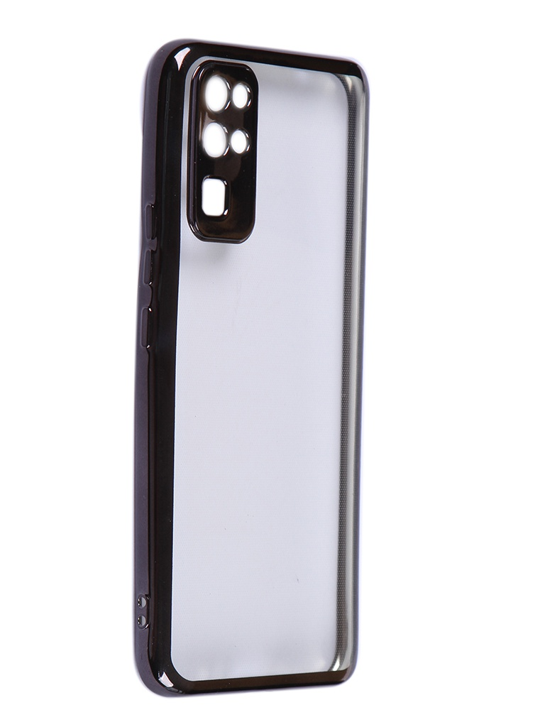 Чехол iBox для Huawei Honor 30 Blaze Silicone Black Frame УТ000021102