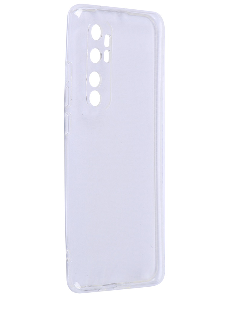 Чехол iBox для Xiaomi Mi Note 10 Lite Crystal Silicone Transparent УТ000020174 чехол ibox для xiaomi mi note 10 lite crystal silicone transparent ут000021189