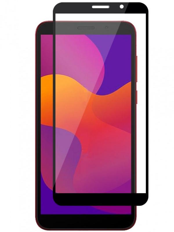 Защитный экран Red Line для Honor 9S Full Screen Glue 3D Tempered Glass Black УТ000021012