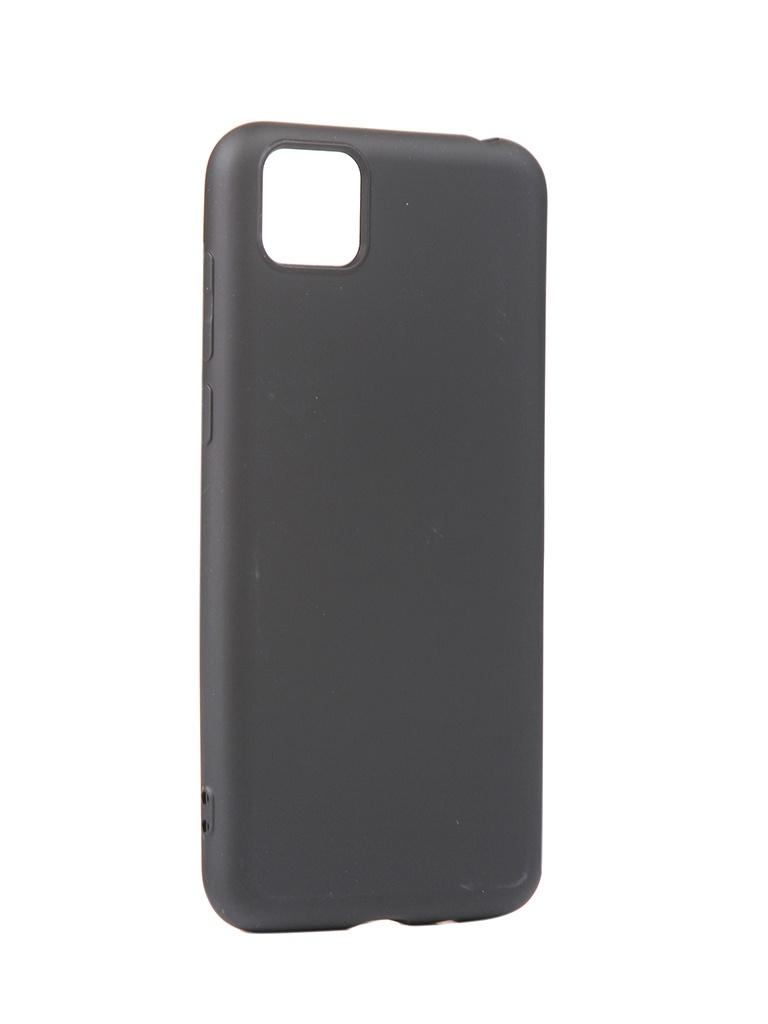 Чехол Red Line для Huawei Y5p Ultimate Plus Black УТ000021299