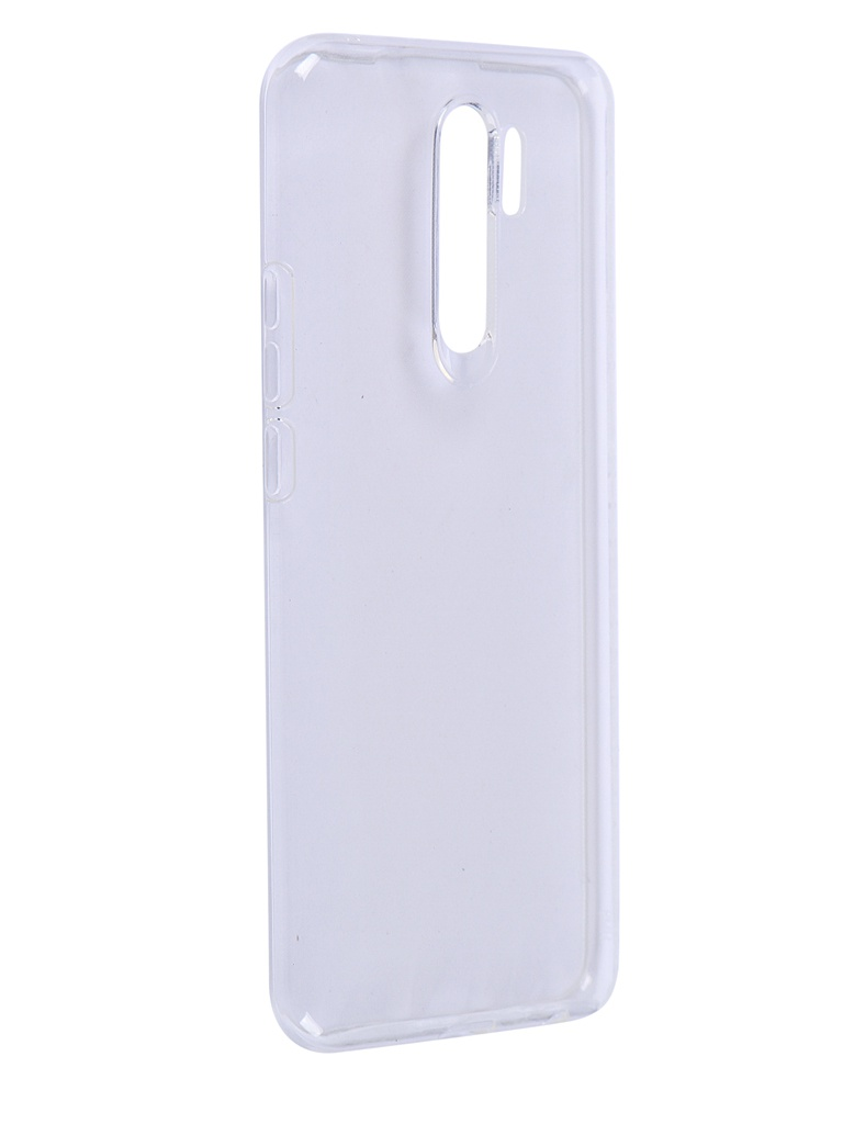 Чехол iBox для Xiaomi Redmi 9 Crystal Silicone Transparent УТ000020547 чехол ibox для xiaomi redmi note 9 pro crystal silicone transparent ут000021111