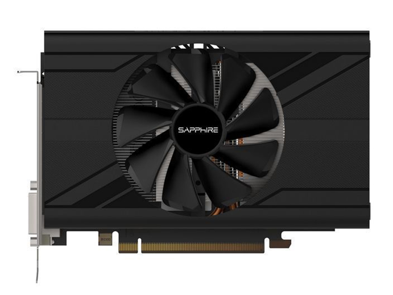Видеокарта Sapphire Radeon RX 570 8G GDDR5 Pulse ITX 1284Mhz PCI-E 3.0 8192Mb 7000Mhz 256 bit DVI 2xHDMI HDCP 11266-37-20G