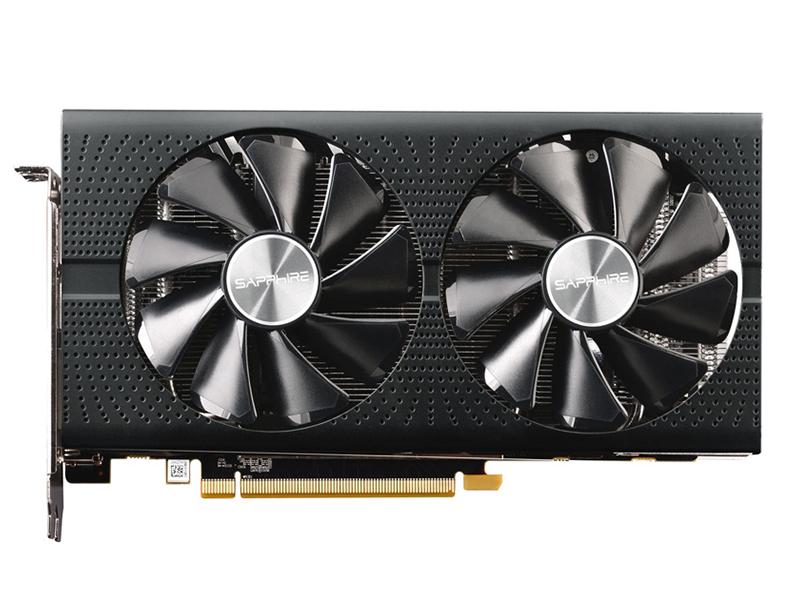 Видеокарта Sapphire Radeon RX 570 8G GDDR5 Pulse 1284Mhz PCI-E 3.0 8192Mb 7000Mhz 256 bit DVI 2xHDMI HDCP 11266-66-20G