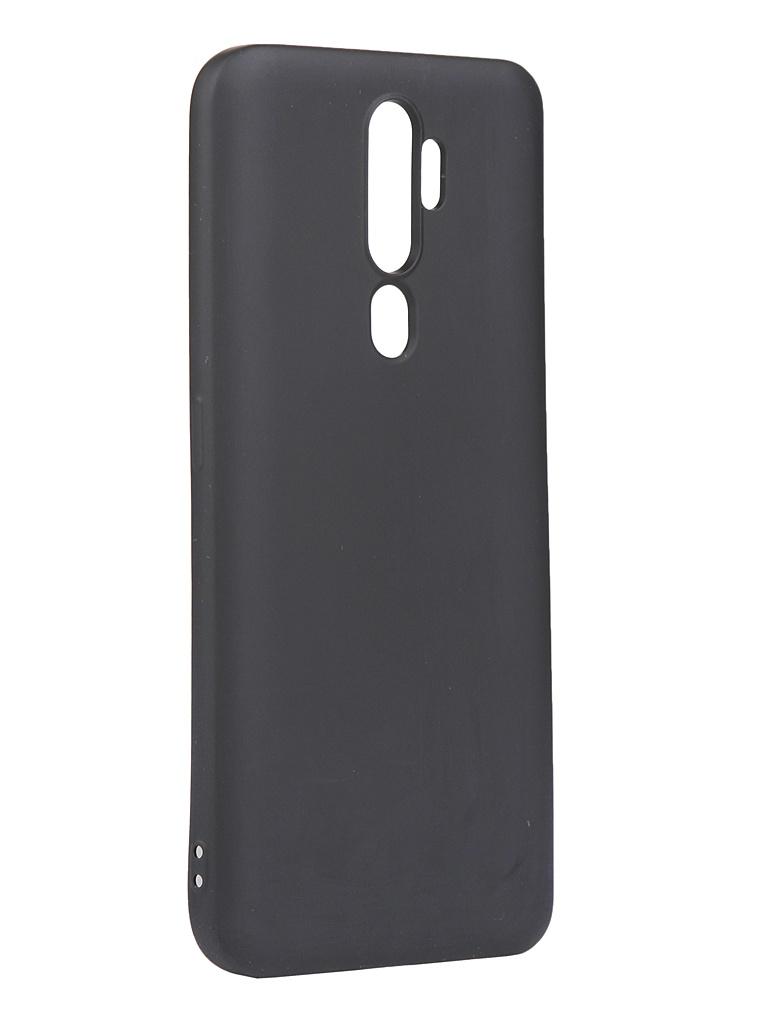 Чехол Red Line для Oppo A9 2020 Ultimate Plus Black УТ000021294