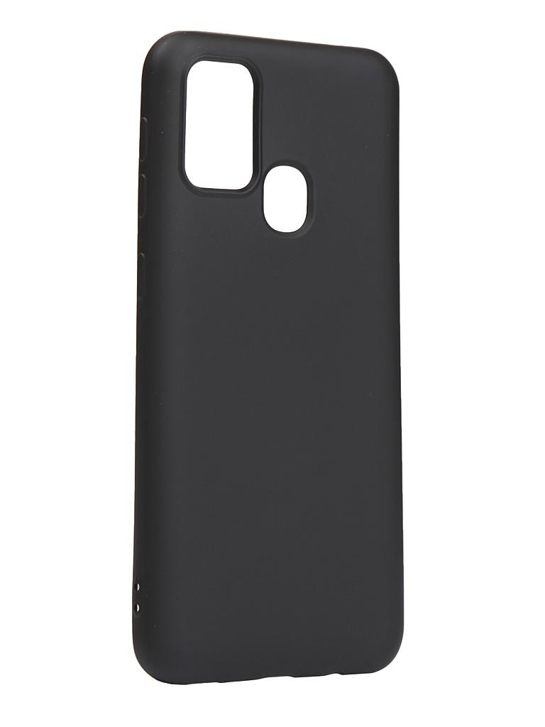 Чехол Red Line для Samsung Galaxy M31 Ultimate Plus Black УТ000021297