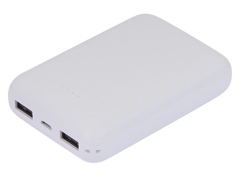 Внешний аккумулятор Red Line Power Bank RP-18 10000mAh White УТ000019196