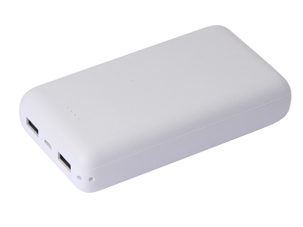 Внешний аккумулятор Red Line Power Bank RP-19 20000mAh White УТ000019198