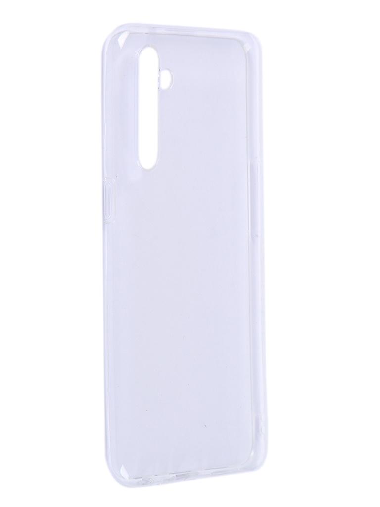 Чехол iBox для Realme XT Crystal Silicone Transparent УТ000020946