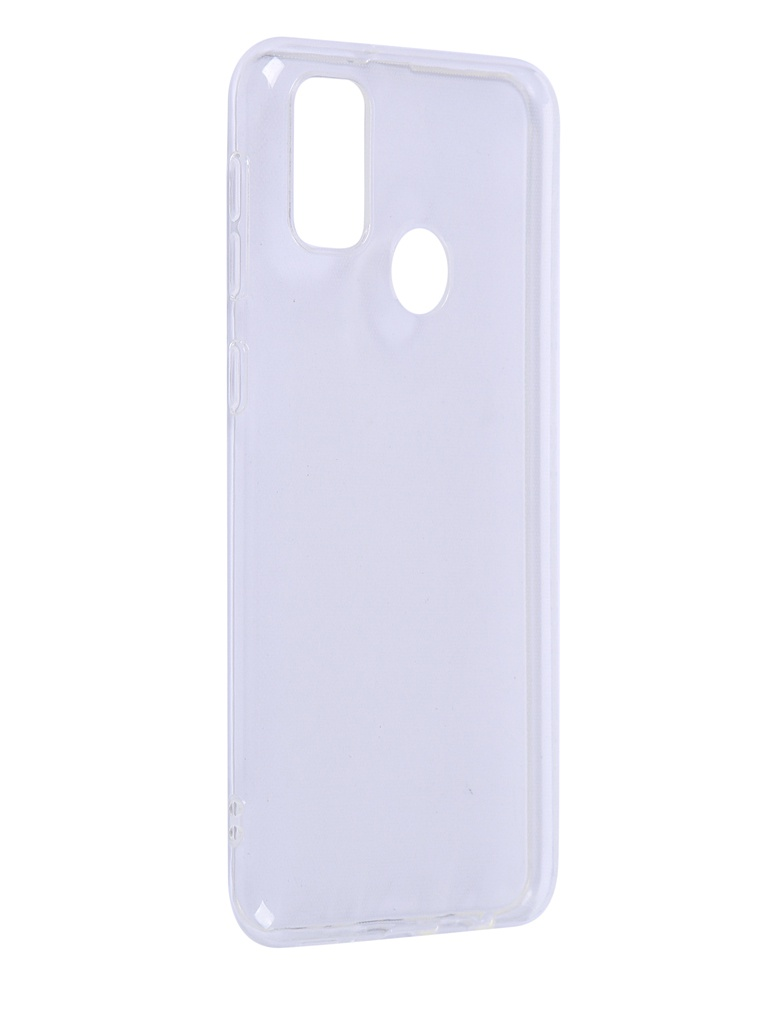 Чехол iBox для Samsung Galaxy M21 Crystal Silicone Transparent УТ000021234