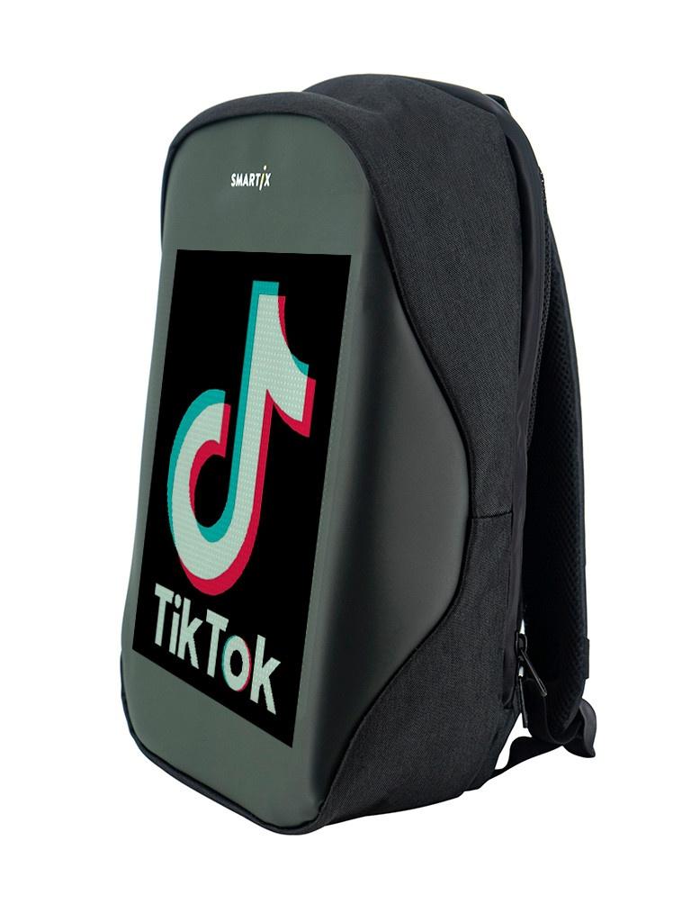 Рюкзак Smartix LED 4 Black