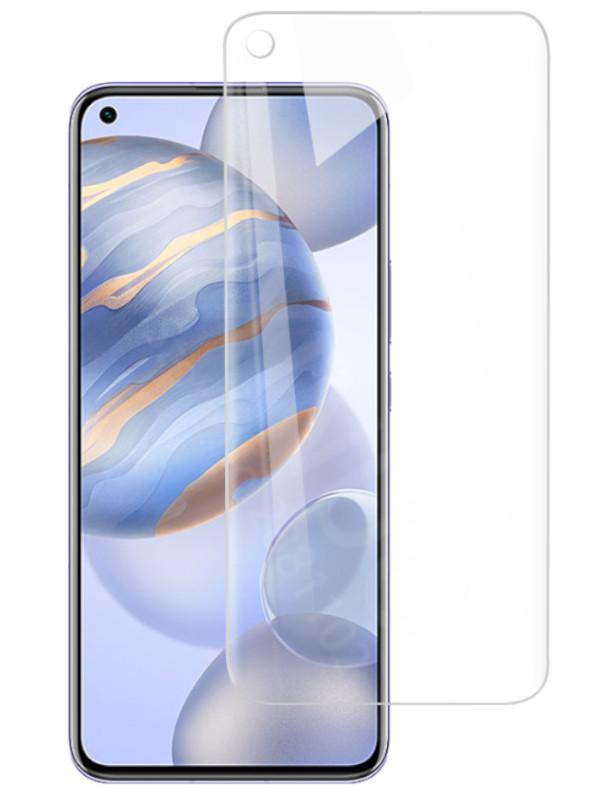 Защитный экран Red Line для Honor 30/30 Premium Full Screen Glue Tempered Glass Transparent УТ000021096