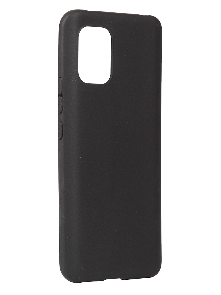 Чехол Red Line для Xiaomi Mi 10 Lite Ultimate Black УТ000020554