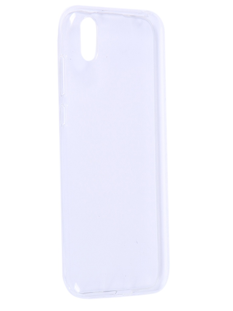 Чехол iBox для Honor 8S Prime Crystal Silicone Transparent УТ000021164