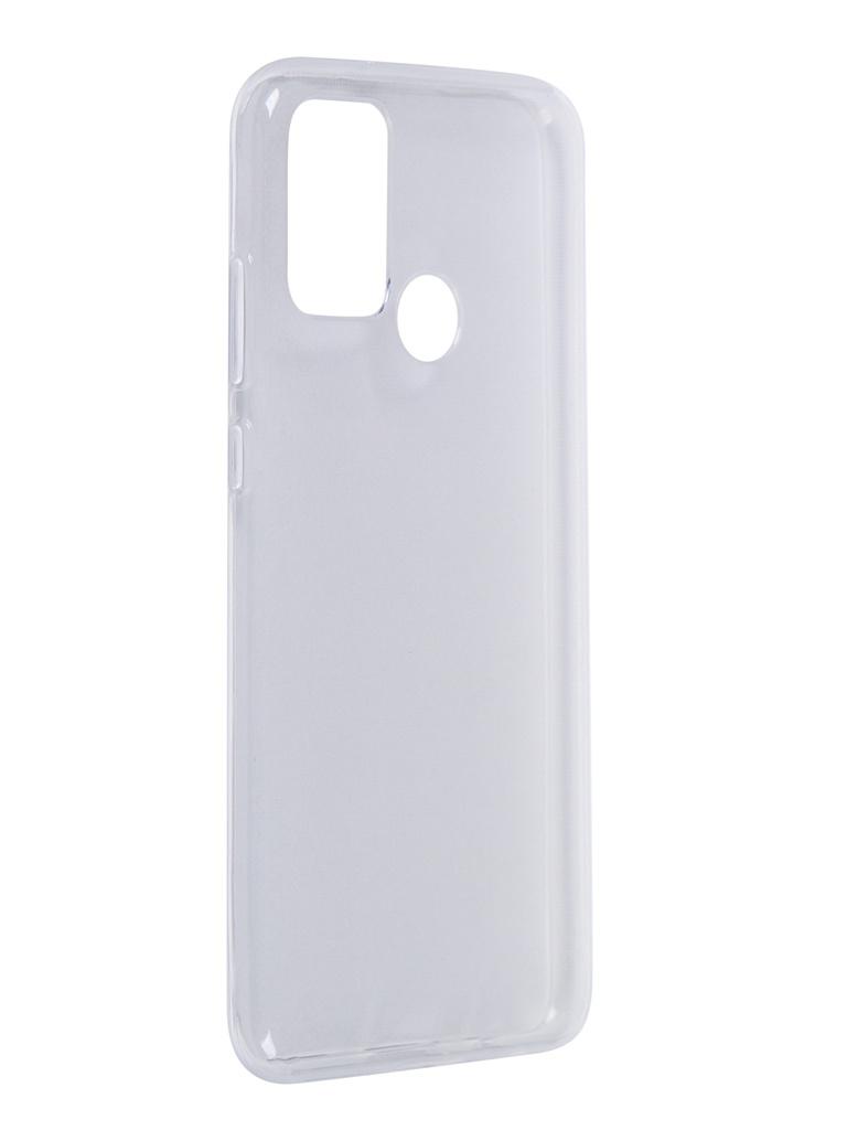 Чехол iBox для Honor 9A Crystal Silicone Transparent УТ000021166 чехол ibox для honor 9c crystal silicone transparent ут000021165