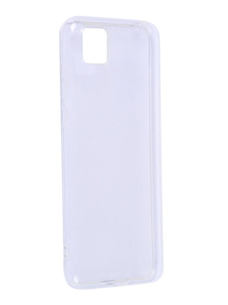 Чехол iBox для Honor 9S Crystal Silicone Transparent УТ000021167 аксессуар чехол для meizu m5s ibox crystal silicone transparent