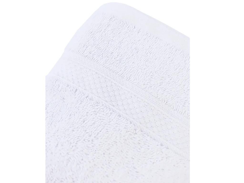 Полотенце Релакс LC 70x130cm 450g/m2 White NK45135