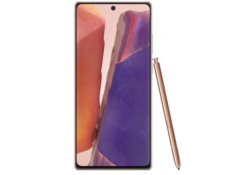 Сотовый телефон Samsung SM-N980F Galaxy Note 20 8/256Gb Mystic Bronze