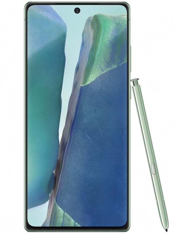 Сотовый телефон Samsung SM-N980F Galaxy Note 20 8/256Gb Mystic Green