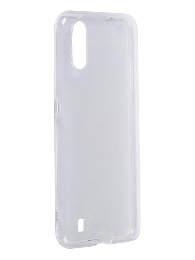 Чехол iBox для Samsung Galaxy M01 Crystal Silicone Transparent УТ000021571 аксессуар чехол для meizu m5s ibox crystal silicone transparent