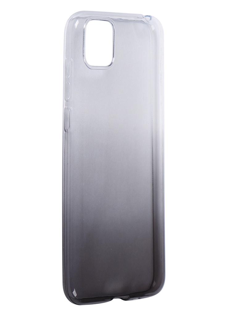 Чехол iBox для Huawei Honor 9S Crystal Silicone Gradient Black УТ000021605