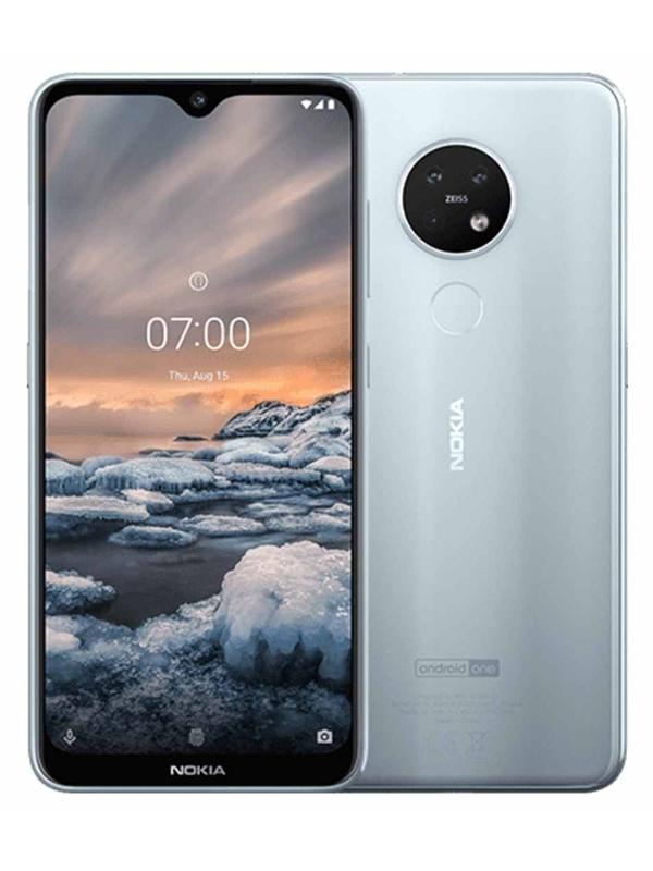 Сотовый телефон Nokia 7.2 (TA-1196) 6/128Gb Ice