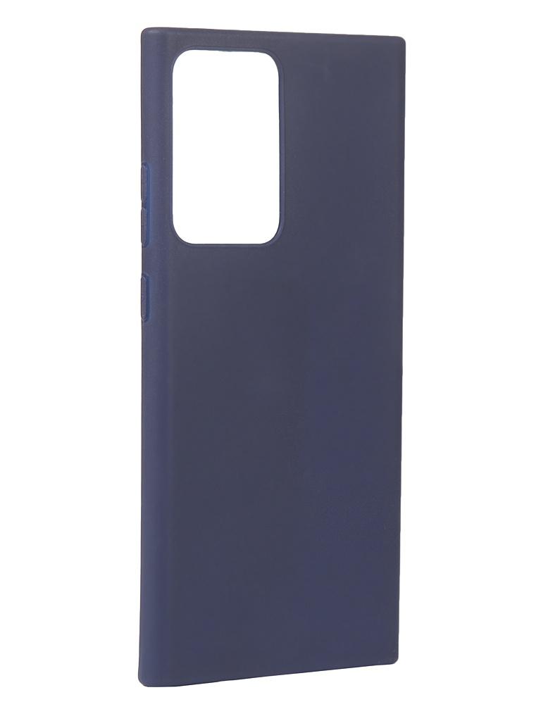 Чехол Red Line для Samsung Galaxy Note 20 Plus Ultimate Dark Blue УТ000021638
