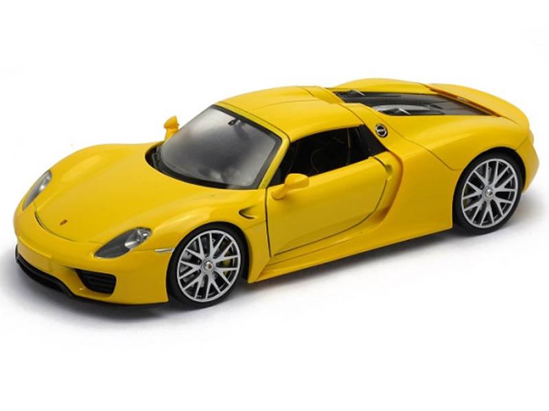 Игрушка Welly Porsche 918 Spyder 24055