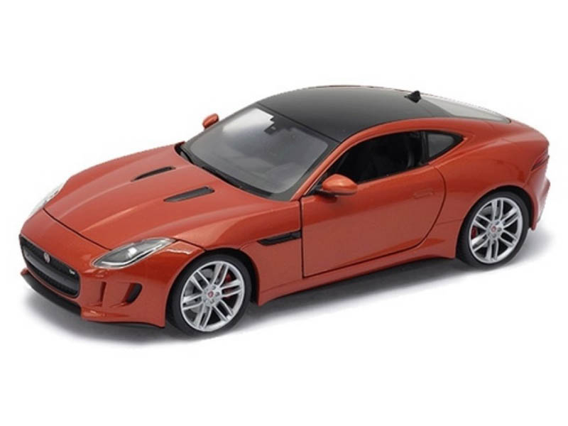 Игрушка Welly Jaguar F-Type 24060