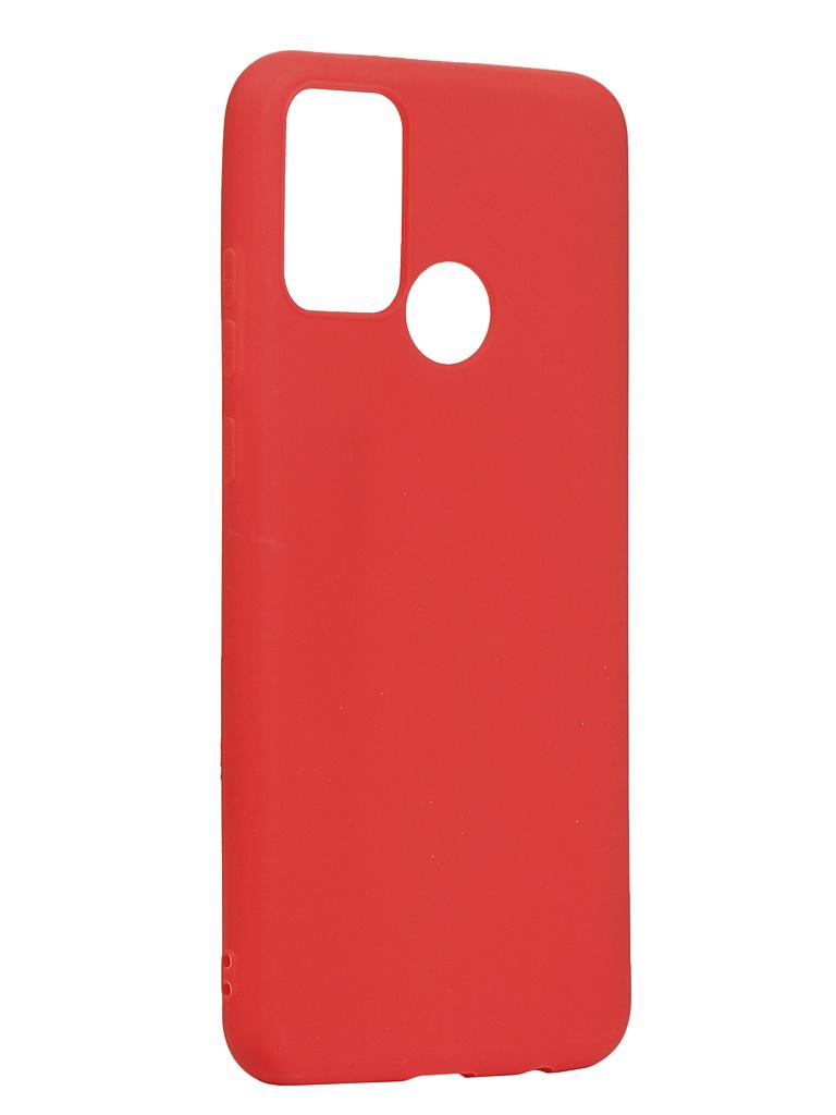 Чехол Zibelino для Honor 9A Soft Matte Red ZSM-HUA-9A-RED