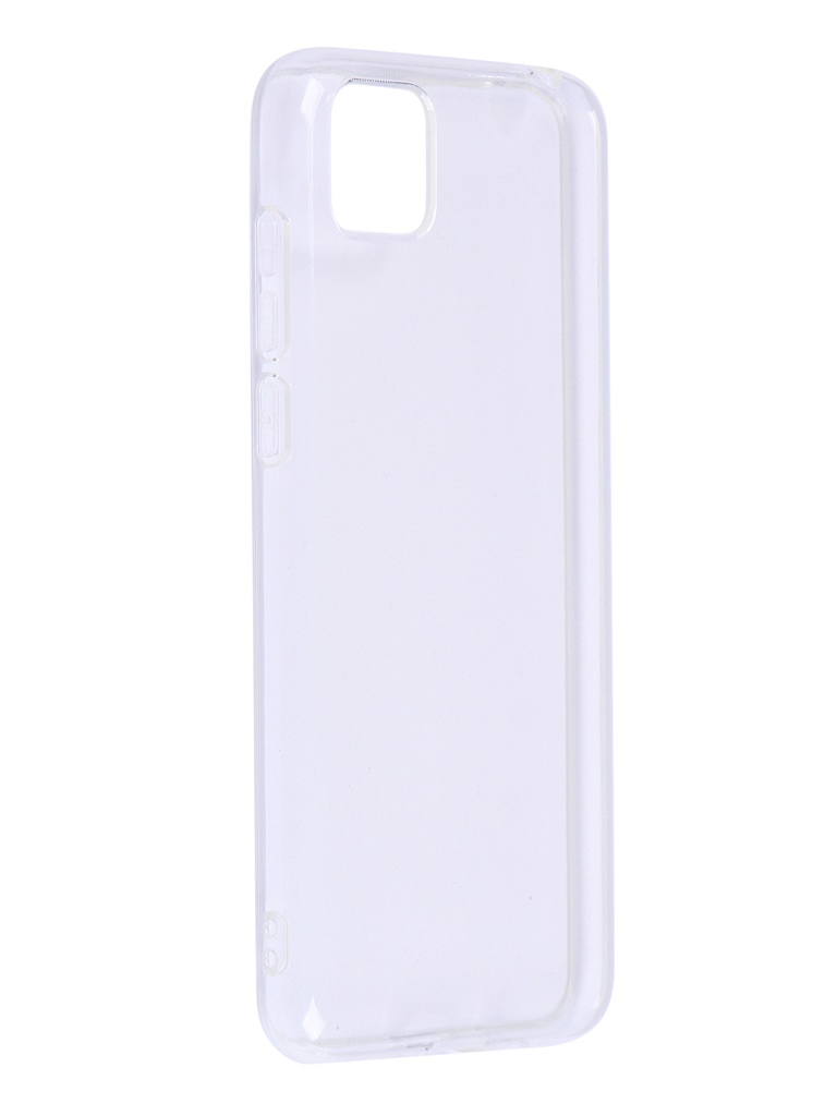 Чехол Zibelino для Honor 9S / Y5p Ultra Thin Case Transparent ZUTC-HUA-HNR9S-WHT
